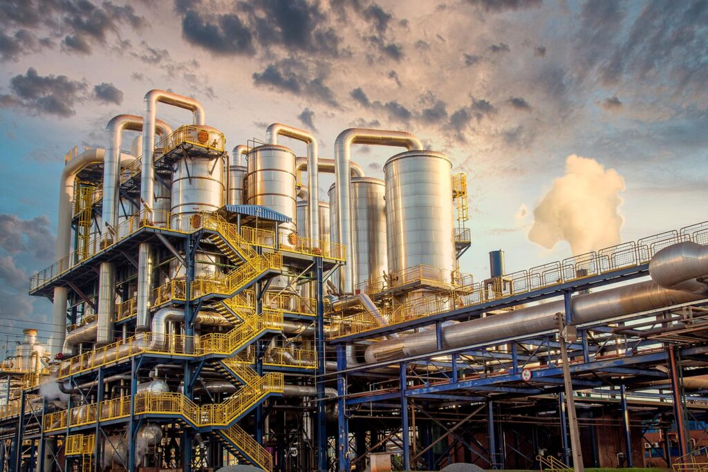 aplicacion industrial nitrogeno